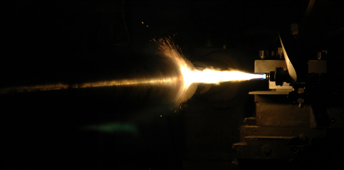 Metalized Plasma Coatings