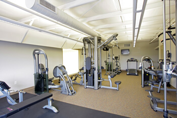 rol tec exercise room