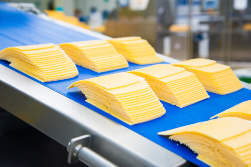molded parts for cheese industry